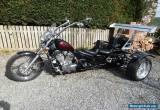Honda Steed 600cc custom trike. for Sale