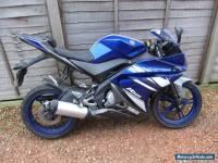 Yamaha YZF R125 2014 (Free Delivery UK Mainland)