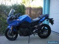 Yamaha FZ8-S blue 2011
