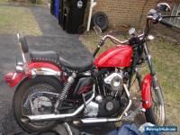1976 Harley-Davidson Sportster