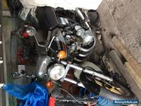 Suzuki gs550 been standing for about eighteen months open to sensible offer