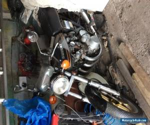 Suzuki gs550 been standing for about eighteen months open to sensible offer  for Sale