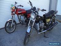 SUZUKI RE5 rotary, pair for restoration M model and A model
