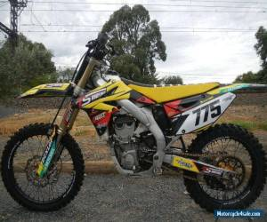 SUZUKI RMZ 450 2012 MODEL APPROX 40 Hours Lots of EXTRAS BARGAIN @ $4690 for Sale