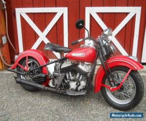 1939 Harley-Davidson Other for Sale