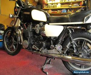 Yamaha XS1100 1979 COMPLETELY ORIGINAL ONE OWNER UK BIKE IN STUNNING CONDITION for Sale