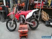 2009 HONDA CRF450r