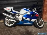 SUZUKI GSXR 750 X SRAD 2000 1 OWNER ONLY 8000 MILES NEW MOT