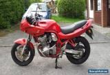 2000 SUZUKI GSF600S Bandit 600 RED for Sale