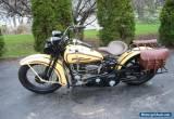 1930 Harley-Davidson VL for Sale