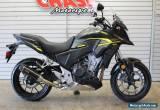 2015 Honda CB for Sale