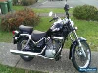 2008 SUZUKI VL 125 K7 BLACK