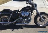 1973 Harley-Davidson Sportster for Sale