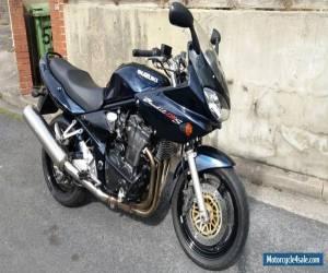 2004 SUZUKI BANDIT GSF 1200 SK4 BLUE for Sale
