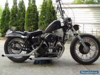 1973 Harley-Davidson Sportster