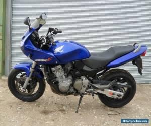2001 HONDA HORNET CB600 F2-Y BLUE 12 months MOT for Sale