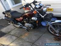 1984 Honda Magna 500cc motorbike