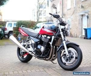 Suzuki GSX 1400 2006 Red / Black 10,178 Miles for Sale