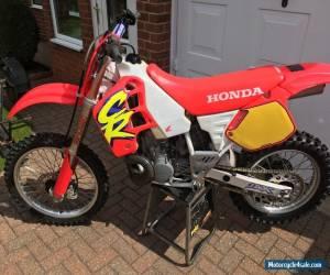 Honda CR500 1994 for Sale