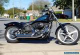 2002 Harley-Davidson Softail for Sale