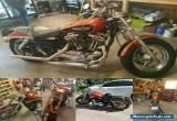 2011 Harley-Davidson Sportster for Sale