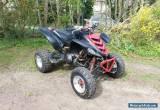 Yamaha Raptor 660 road legal quad bike for Sale