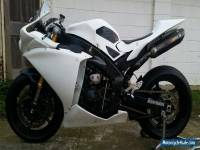 Yamaha YZF-R1 2009 Race/Track Bike no V5