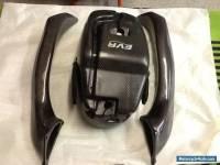 Ducati EVR carbon fibre air box 1098/1198