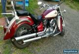 2001 v-star 1100 classic reg for Sale