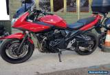 suzuki GSF 650s bandit  650S bandit K9 2009   full mot for Sale