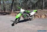 KAWASAKI KLX 450 R - One owner  for Sale
