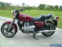 HONDA GOLDWING GL1100 1983