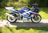 2003 SUZUKI GSXR 600 K3 BLUE for Sale