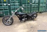 yamaha xs750 chopper/bobber/hardtail for Sale