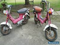 Two 1970's Honda CF50/70 Chaly Project Monkey Bikes For Sale