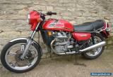 Honda cx500 1978 barn find restoration project 21500 miles uk bike 11 months MOT for Sale