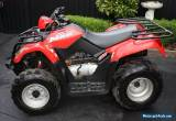 """""""KYMCO MXU 150"""" QUAD BIKE RED WITH RACKS for Sale"""