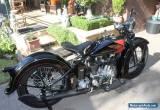 1935 Harley-Davidson VD for Sale