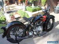 1935 Harley-Davidson VD