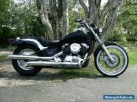 Yamaha 2011 650 xvs custom motorcycle, low k`s