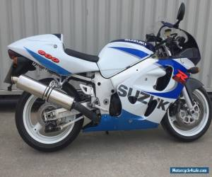 Suzuki gsxr600 SRAD * Low Mileage * Great Condition.  for Sale
