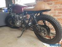 honda cb 400 four 1977 cafe racer unfinished project