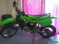 1991 Kawasaki KX 60