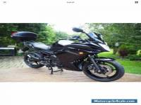 Yamaha XJ6 F Diversion + full luggage & accessories