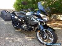 Suzuki Vstrom DL650 motorcycle