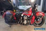 1946 Harley-Davidson E for Sale