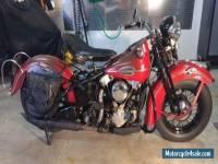 1946 Harley-Davidson E