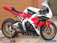 Honda CBR1000rrSP 2016 Race Bike