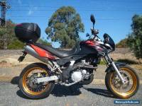APRILIA PEGASO FACTORY MOTARD LAMS APPROVED ONLY $3990