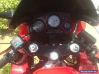 1998 HONDA CBR 600 F RED